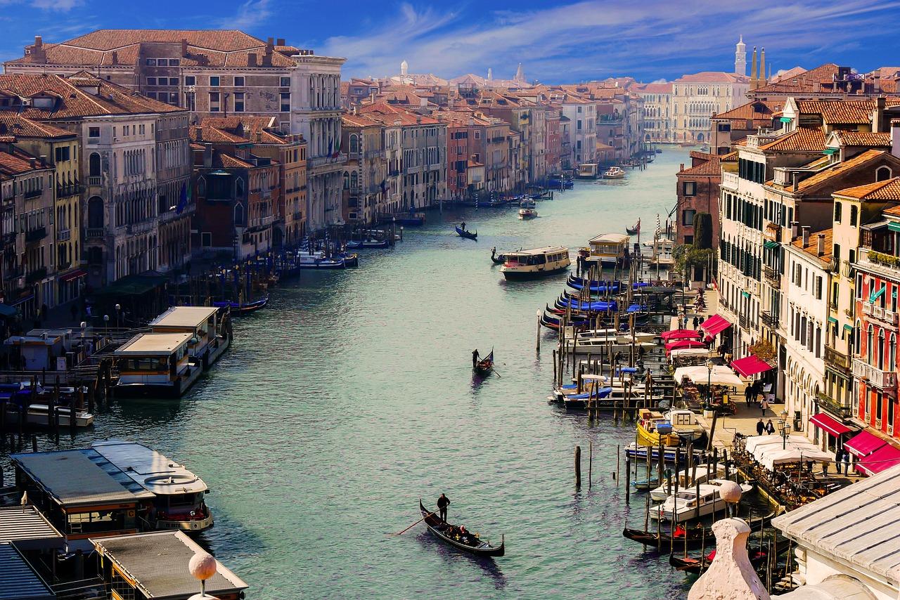 Romantické Benátky a jejich jedinečnost