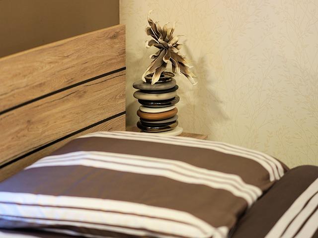 Postel borovice pro zdravé spaní