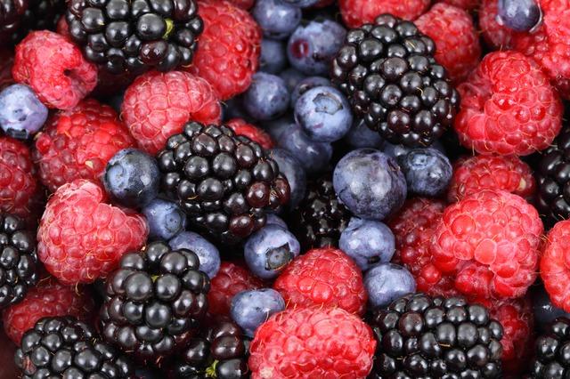 bobulové ovoce