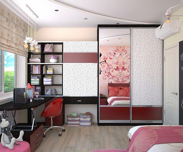 Růžový pokojíček