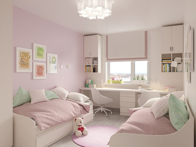 Pokoj pro holčičky